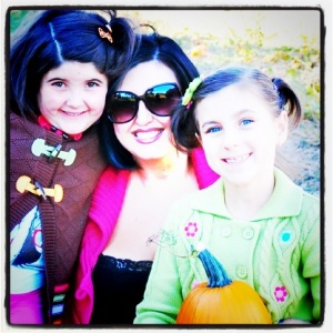 Me and my girls