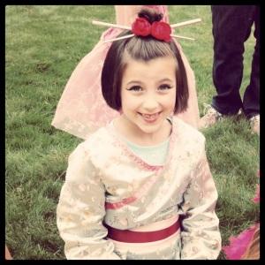 My oldest geisha