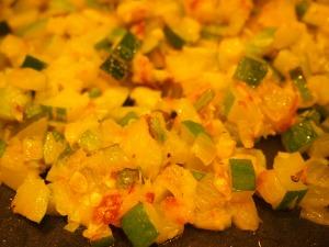 Caramelized Zucchini