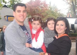 '10- My family.  :)