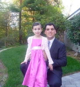 First Daddy Daughter Dance!