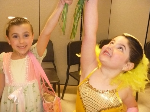May The girls Recital
