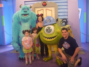 Monsters Inc!