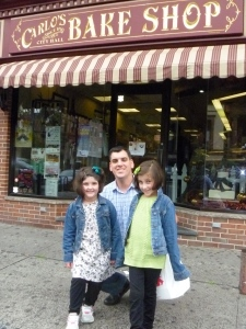 Visiting Cake Boss in 2012