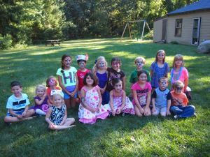 All the kids!
