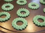 spritz cookies!