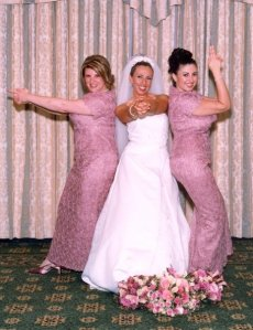 2002 My sisters wedding