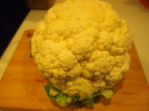 The perfect Cauliflower