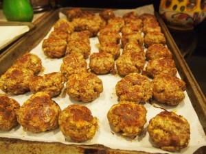 Valeria's Meatballs
