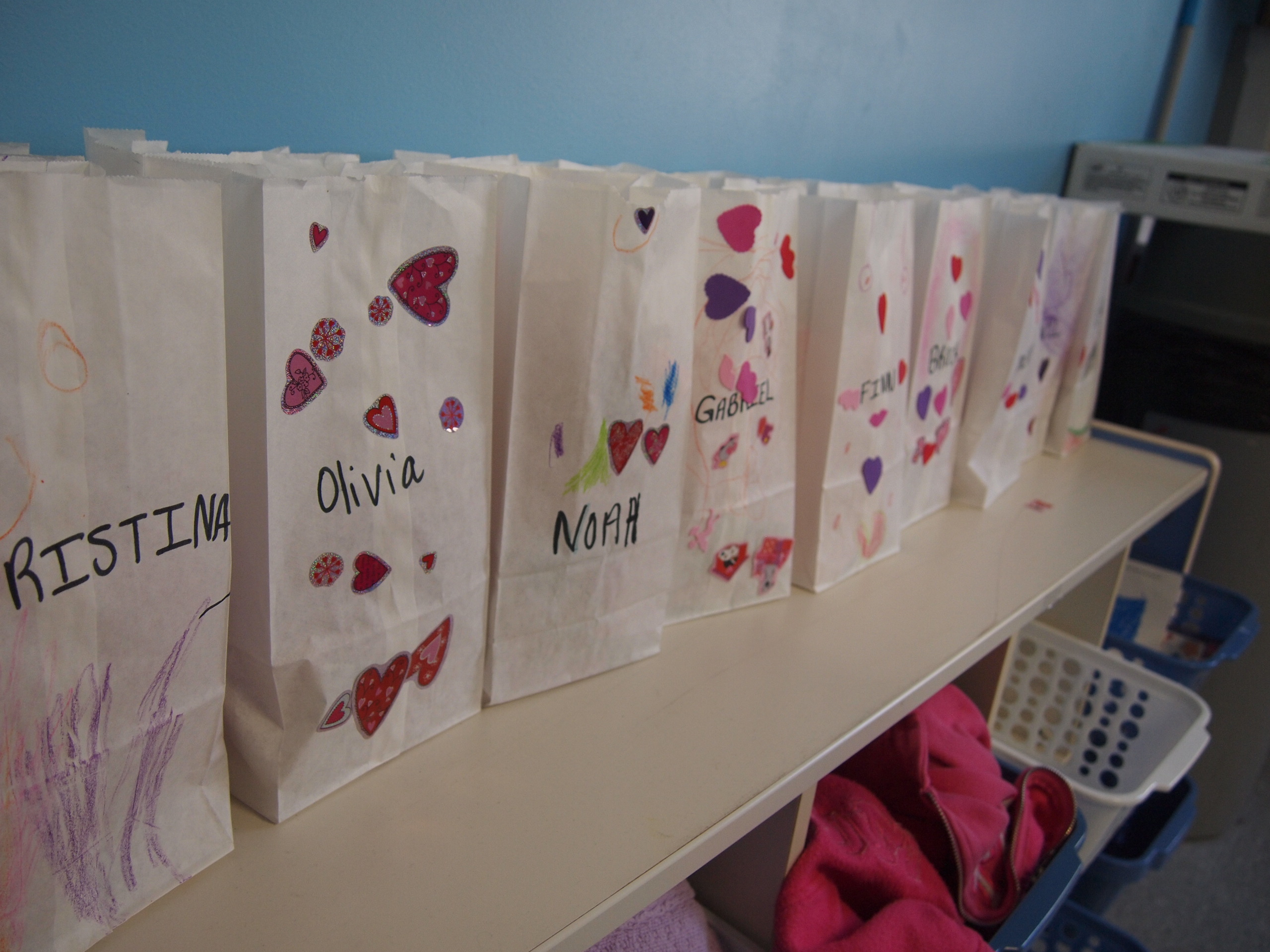 delighted valentine bags for school images valentine gift ideas valentine bags