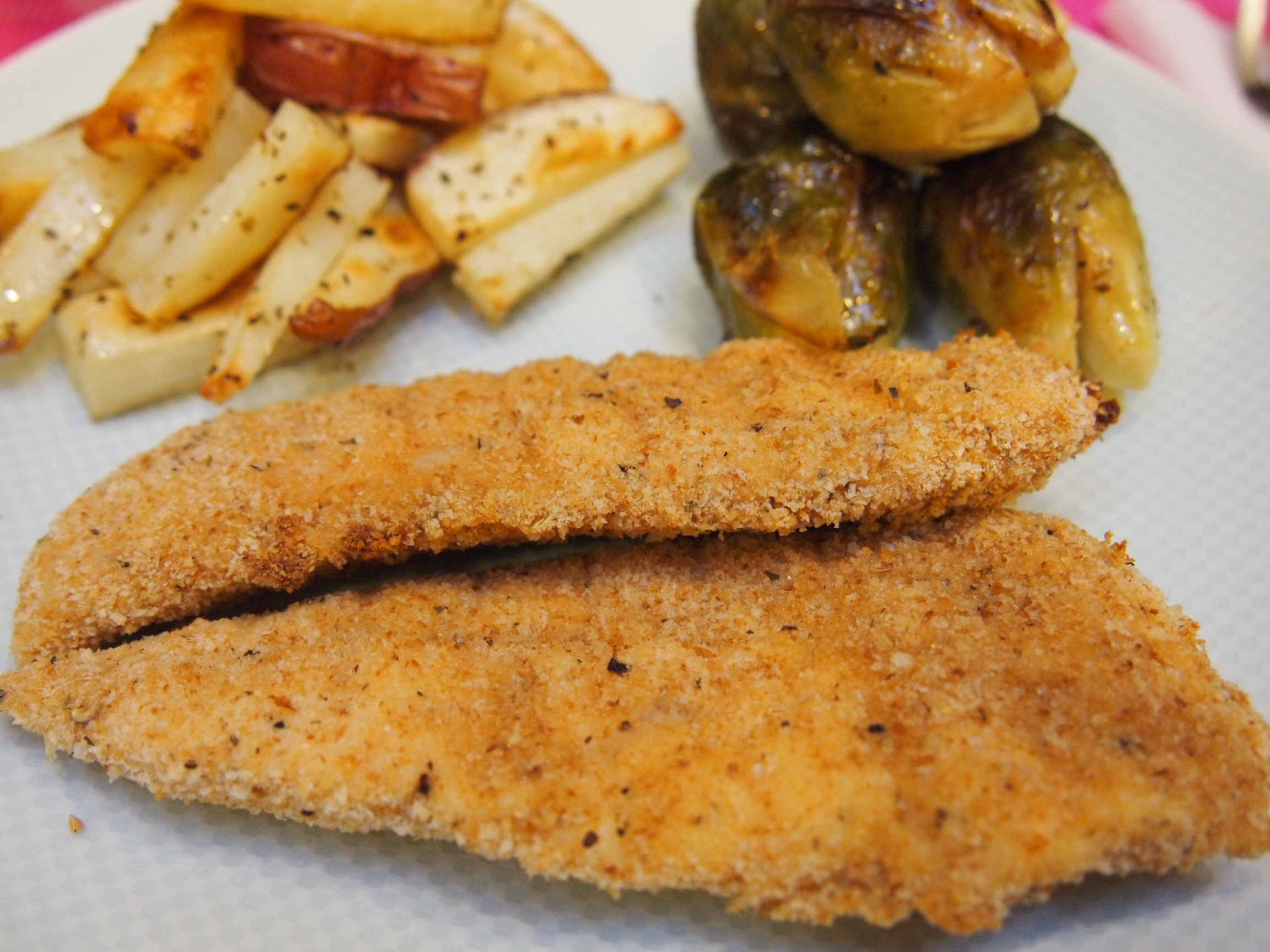 how to cook baked chicken tenders