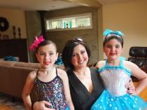The girls' recital!