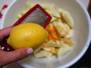 Same with the lemon