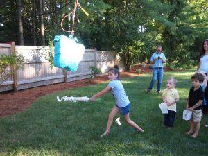 The kids tried so hard to break it...