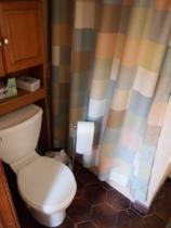 And ugly bathroom!