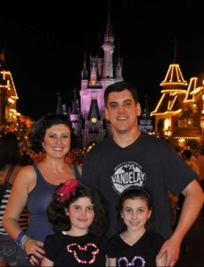 Our second night at the Magic Kingdom!