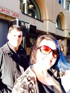 First Day- walk in the sunshine of San Francisco. What a gorgeous afternoon that we had!
