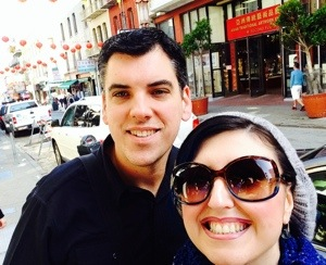 Our first venture into Chinatown.