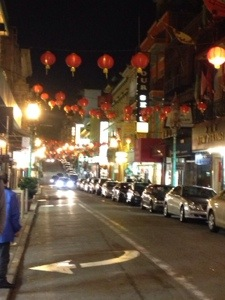 Back to Chinatown! (it was so great!)