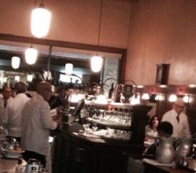 Tadich Grill- What a fun restaurant