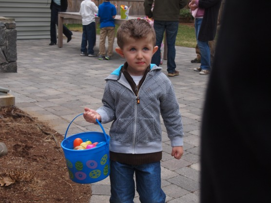 My nephew looking so cute!