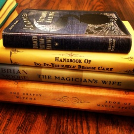Crafted books