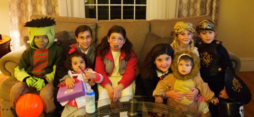 The halloween clan