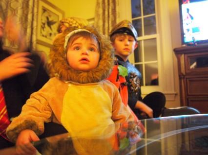 My Lion buddy!