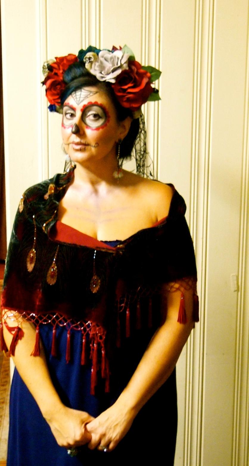 La Muerta - day of the dead