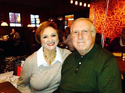 My beautiful parents