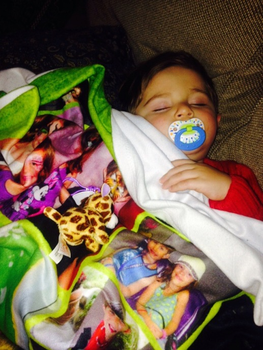 A party isn't a party till someone passes out!