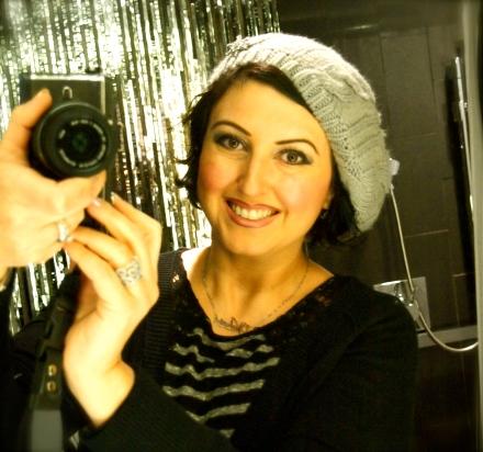 great mirror lighting. I'm sold!