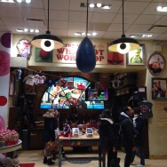Then we headed back to Manhattan to FAO Shwartz...