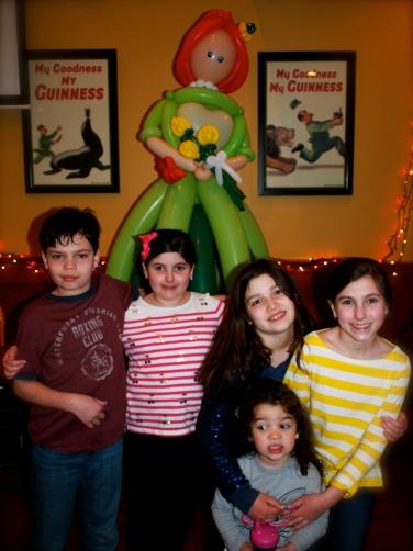The H cousins