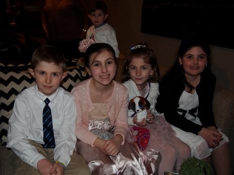 The cousins!