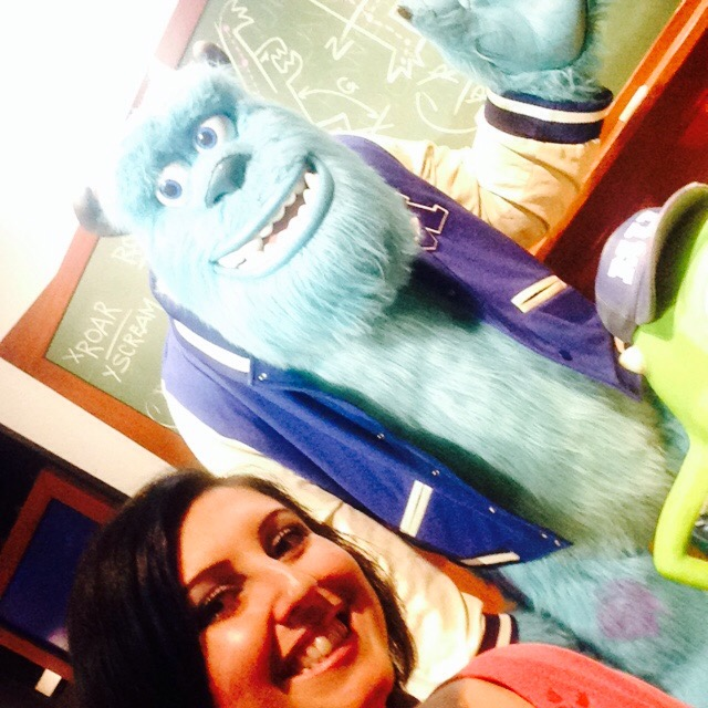 Selfie with Sully