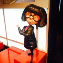 Look it's my fav! Edna!