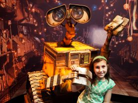 She loves Wall-e