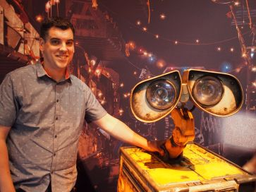 He loves Walle too