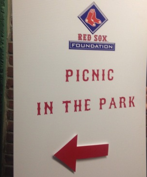 Picnic in the Park, Fenway Park