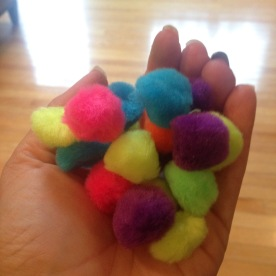 Had more pompoms