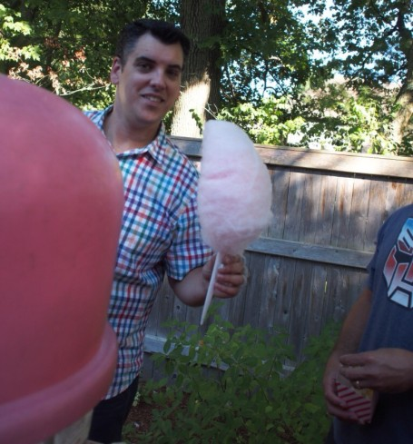 Cotton Candy anyone?