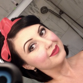 Yup. Snow White this year. I finally did it