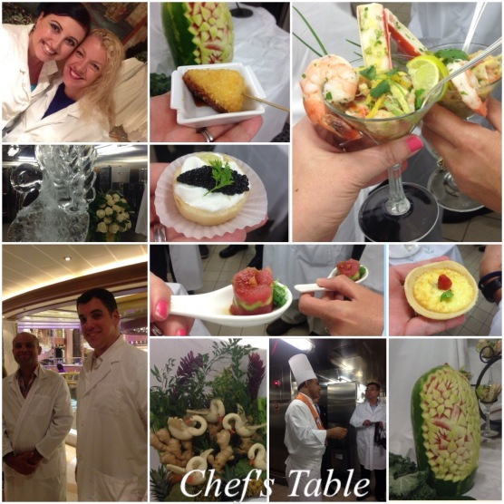 These were all the pics taken of the apps before the meal. AMAZEFACE!!
