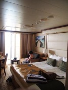 M511/ 15 511 Regal Princess Cruise Ship room