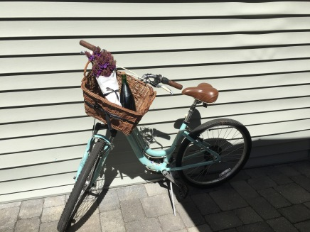 French themed bike