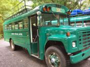 Bus to Club Rio!