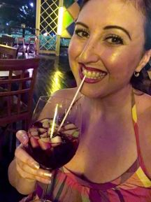 THE BEST sangria of my life has been in Costa Rica. Lordy lord..