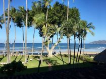 Our last morning in Tamarindo (saddest day of my life!!)