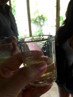 Got some secret stash rum. :)))